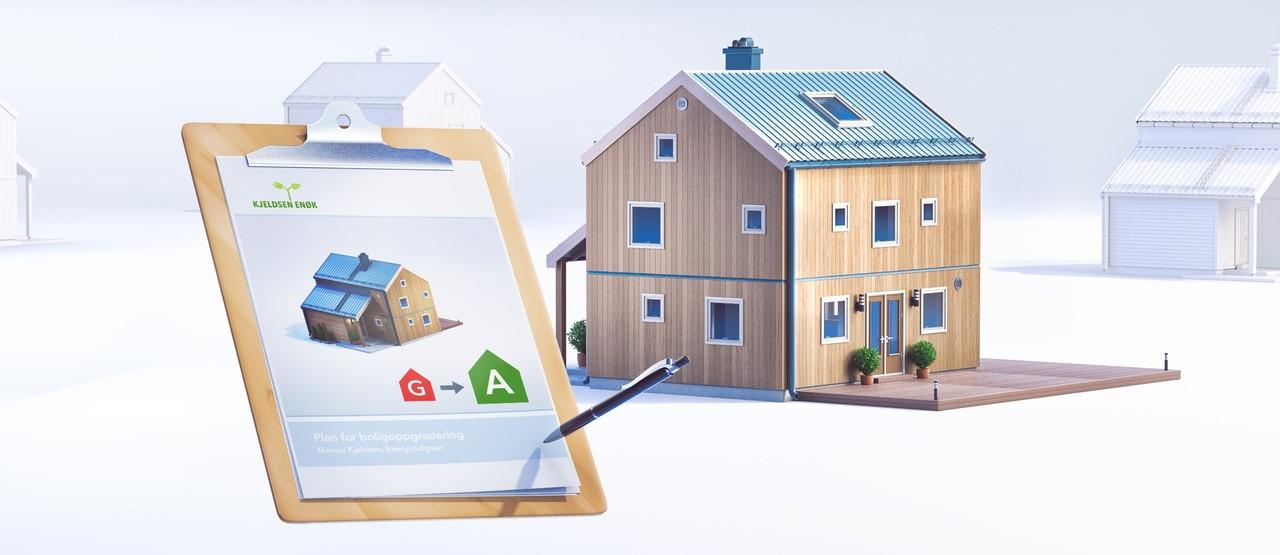 Bilderesultat for enova energispare